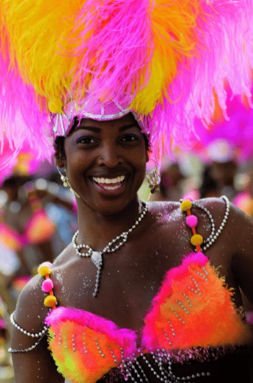 Karneval på Dansk Vestindien