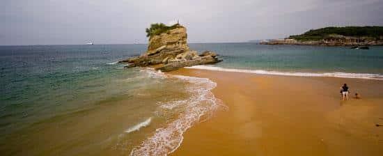 Spanien er ideelt til en strandferie