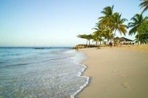 Tobago stranden
