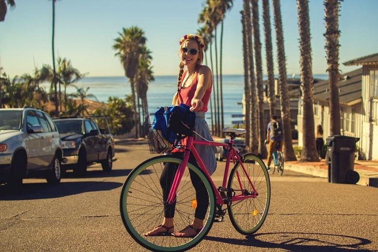 Sådan holder du frisuren, selvom du cykler hver måned