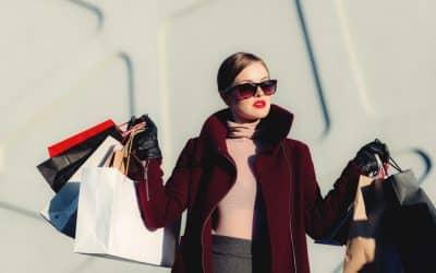 Virtuelle modeikoner direkte fra den digitale verden