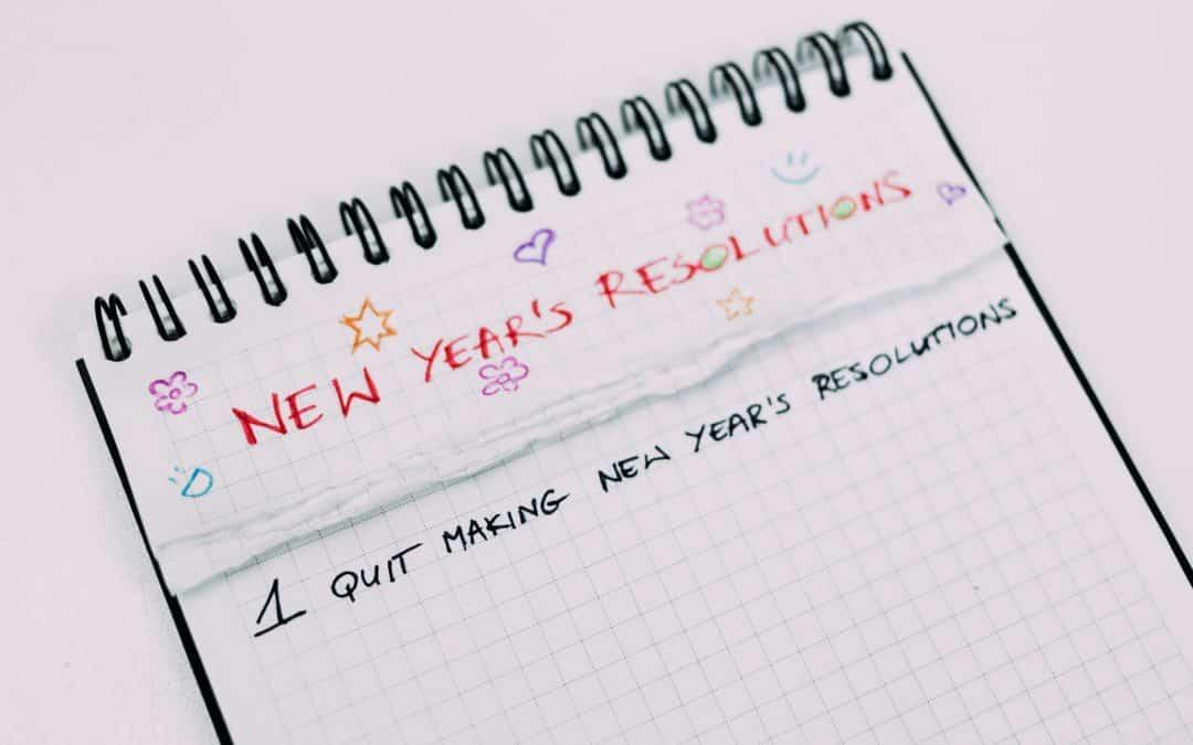 Er du kommet godt ind i det nye år?