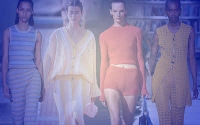 2020 Catwalk trenden der også virker fint som lounge Wear
