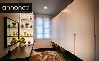Walk-in Garderobe – en luksusdrøm