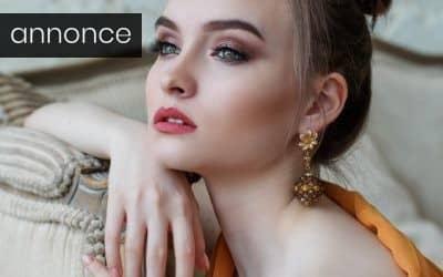Få et mere feminint look med to enkle trin