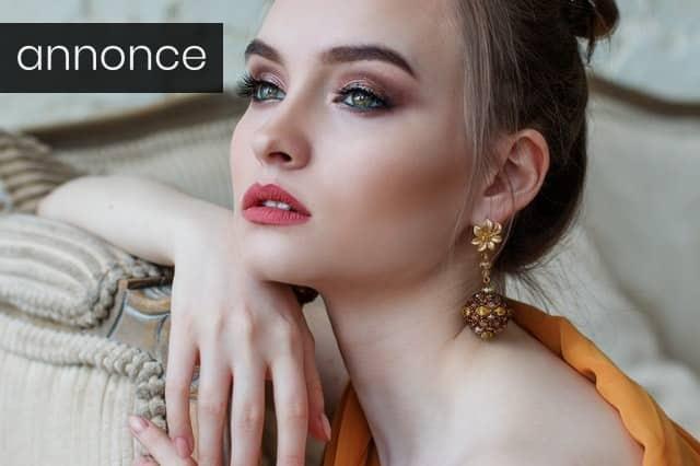 Smykker bidrager til at fremhæve din femininitet