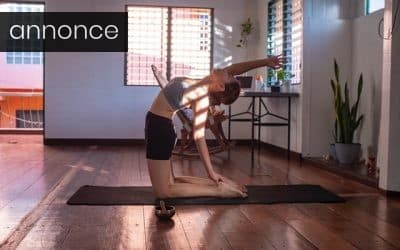 Tre råd: Sådan bliver du sundere og kommer i gang med yoga derhjemme