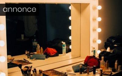 Den perfekte makeup station i hjemmet